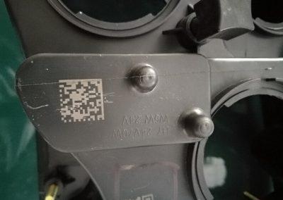 Tianhe Laser Marking Machine Auto Parts Application