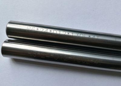 Tianhe Laser Marking Machine Steel Pipe Application